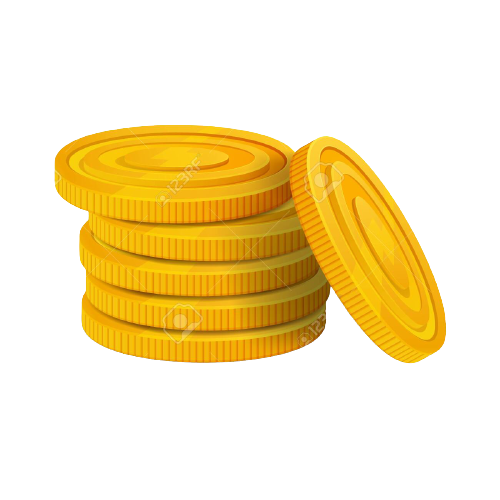 Amount of Coins