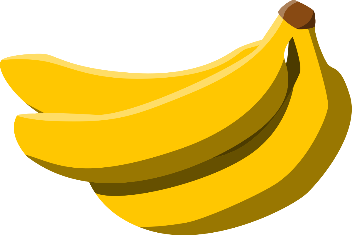 Amount of banana