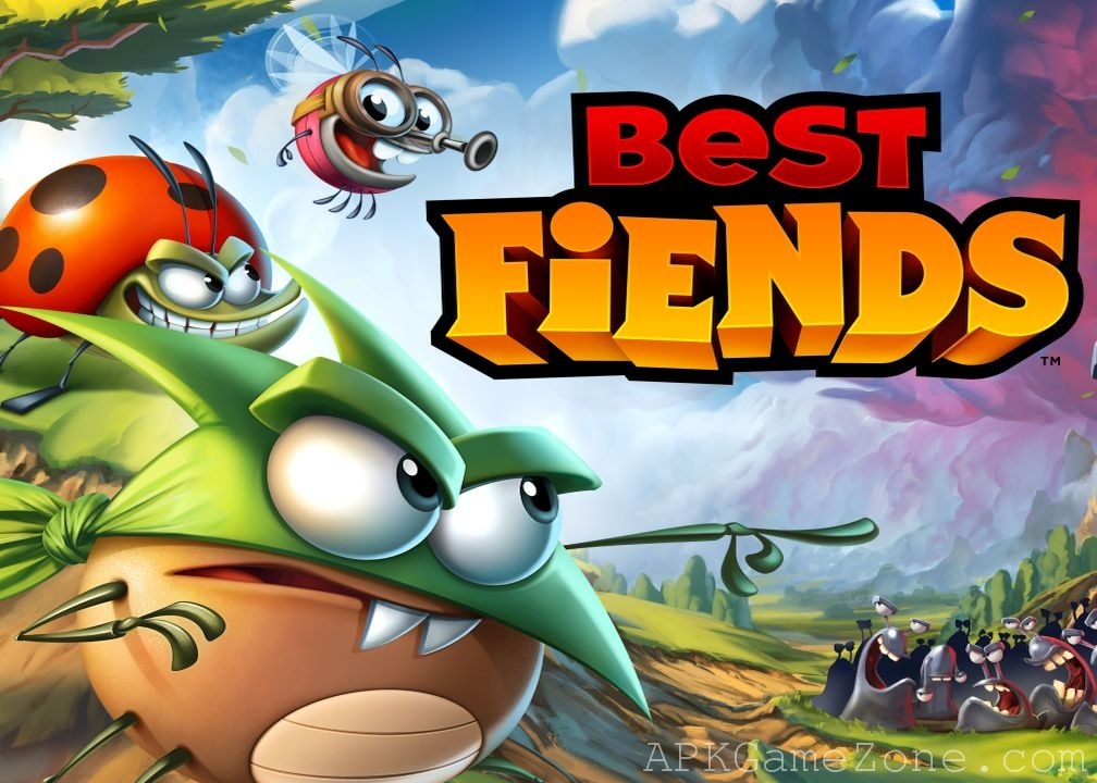BEST FRIENDS- FREE PUZZLE GAME
