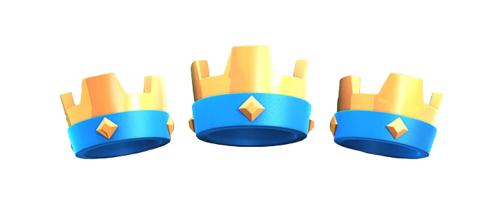 Amount of crowns
