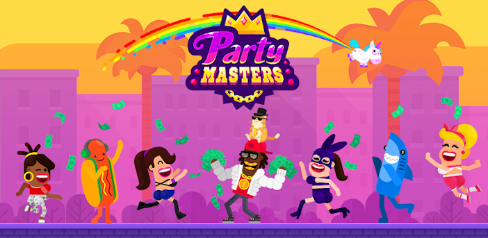 PARTYMASTERS- FUN IDLE GAME