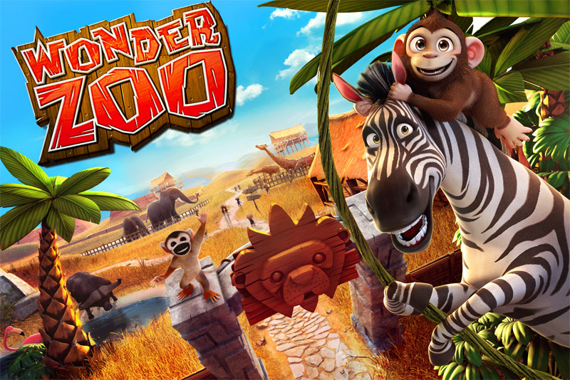 WONDER ZOO- RESCATE ANIMAL