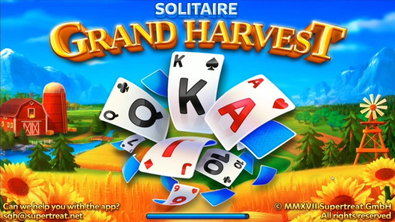 SOLITAIRE- GRAND HARVEST