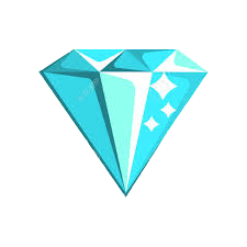 Amount of diamonds