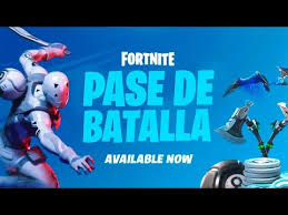 BATTLE PASS FORTNITE